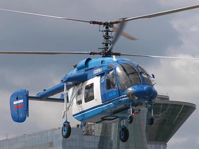Многоцелевой вертолет ка-226.