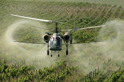 Многоцелевой вертолет ка-26.