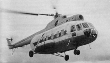 Многоцелевой вертолет в-8.