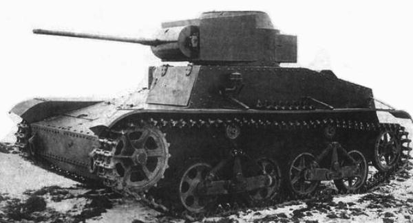 Мобилизационный танк войск вторых эшелонов