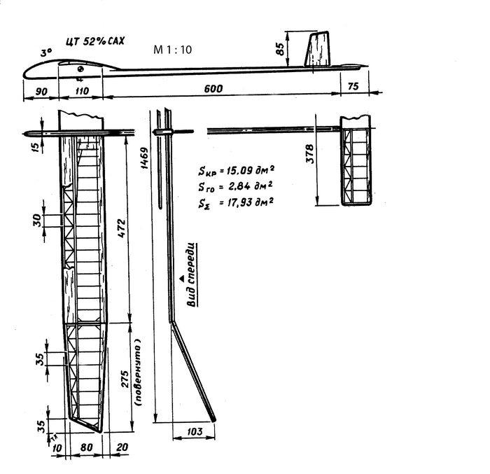 Модель класса а1