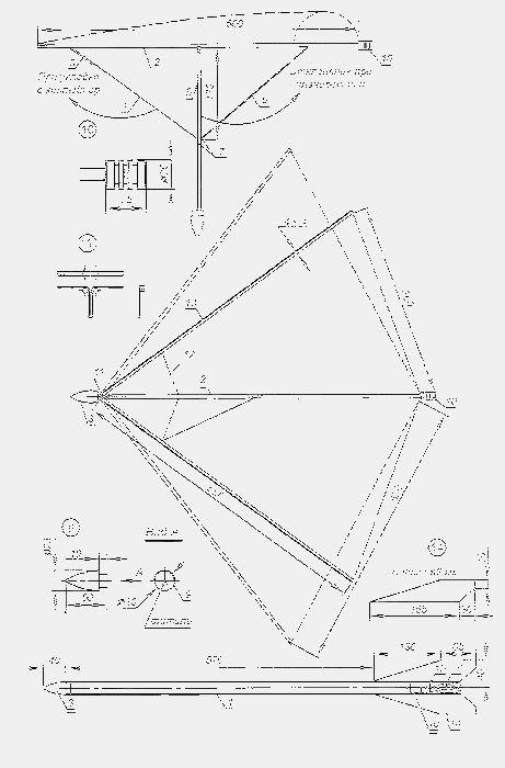 Модель «мягкого» ракетоплана