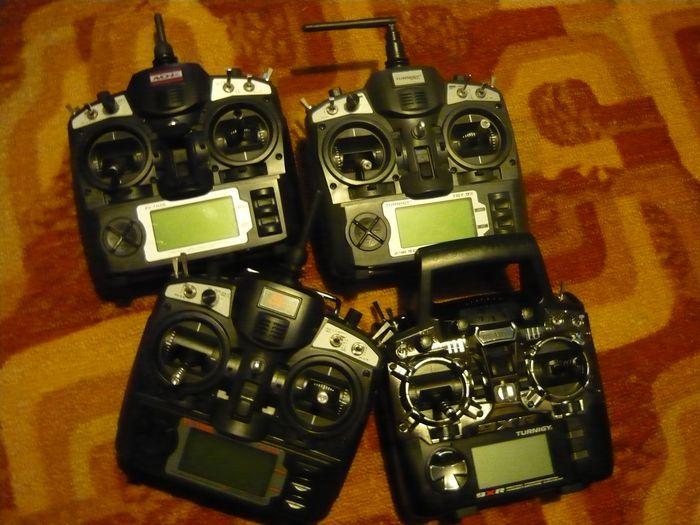 Модернизация аппаратуры радиоуправлениея моделями
