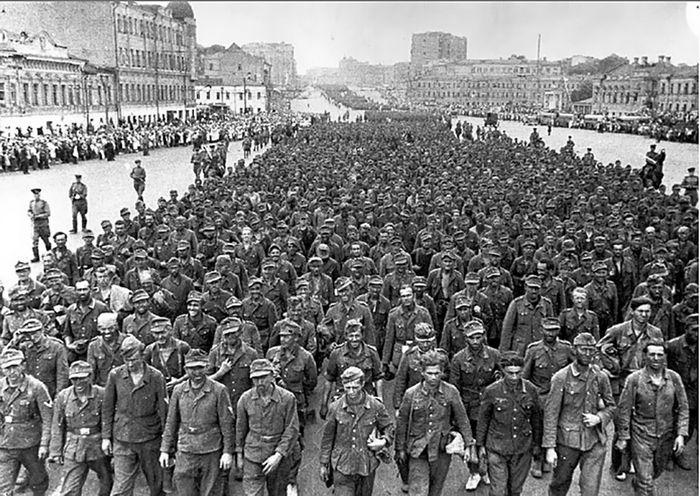 Могли ли победить в войне немцы?