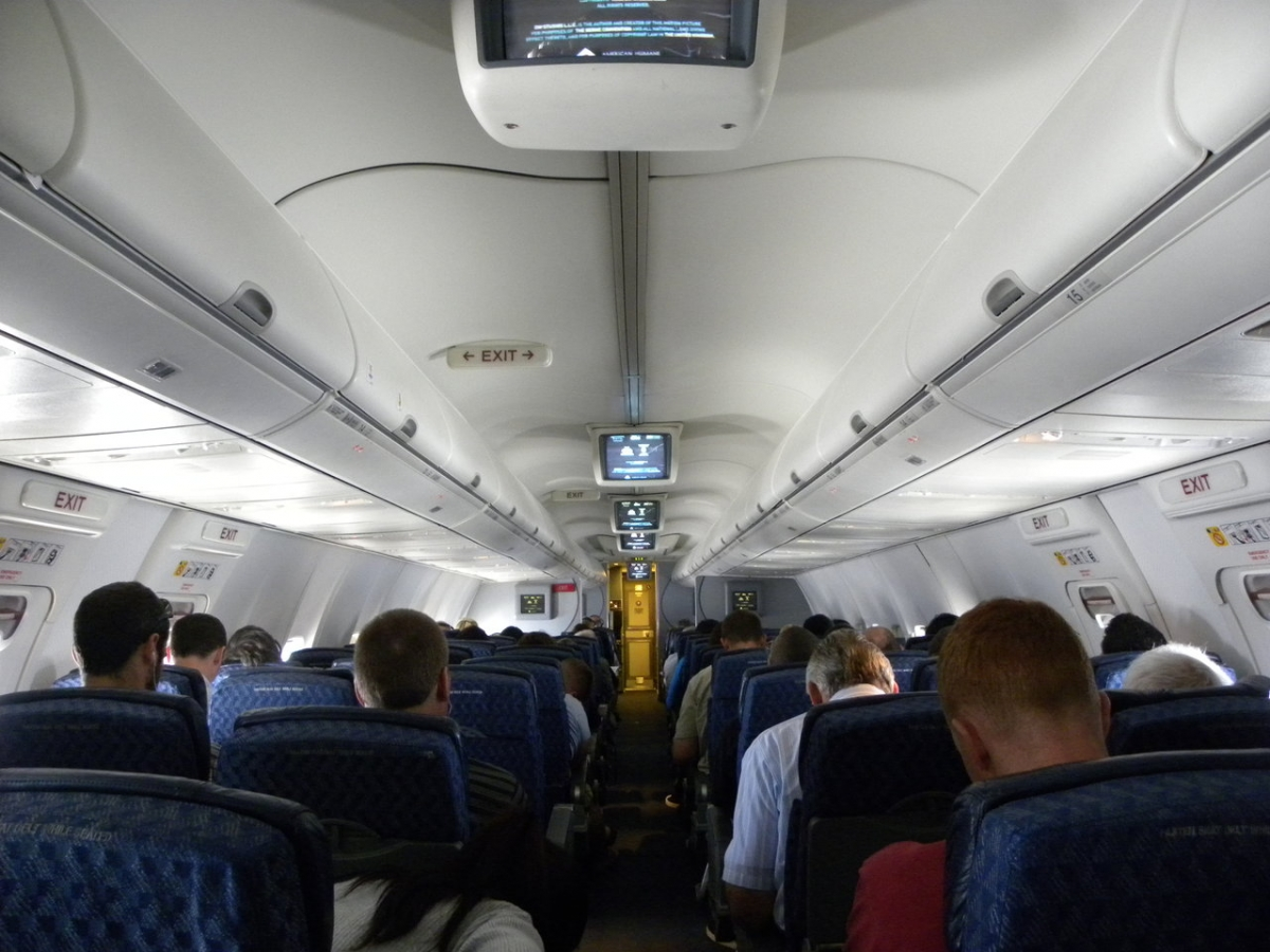 Мой первый полет на самолете. впечатления. ощущения.