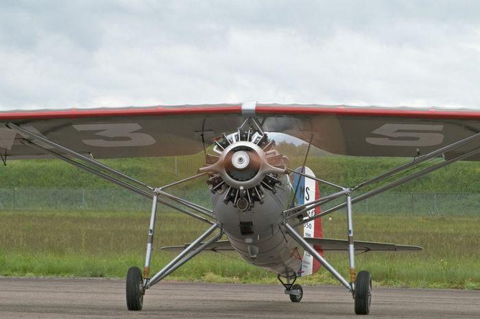Morane-saulnier ms.230. технические характеристики. фото.
