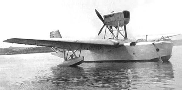 Морской ближний разведчик мбр-2.