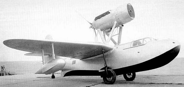 Морской ближний разведчик мбр-7.
