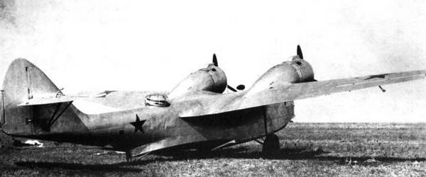 Морской дальний разведчик мдр-6 (че-2).