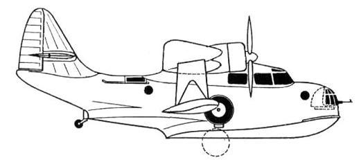 Морской дальний разведчик мдр-7.
