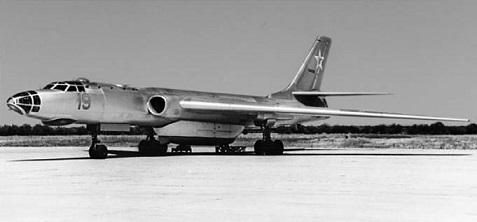 Морской поисково-спасательный самолет ту-16с (нс).