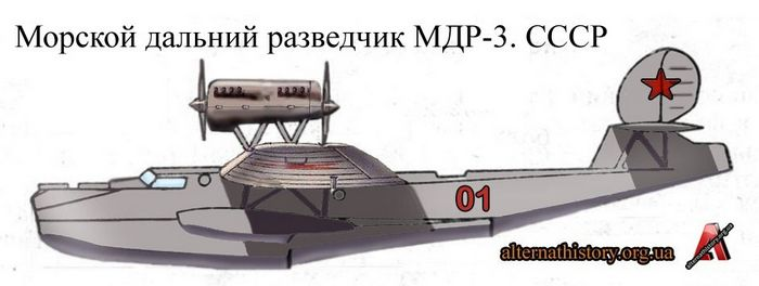 Морской разведчик ром-2.