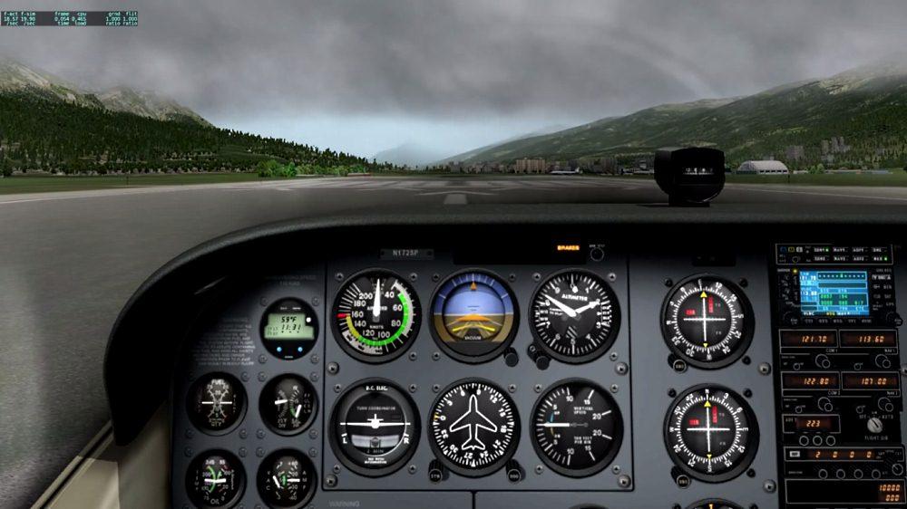 Может ли компьютер заменить самолёт во время обучения?