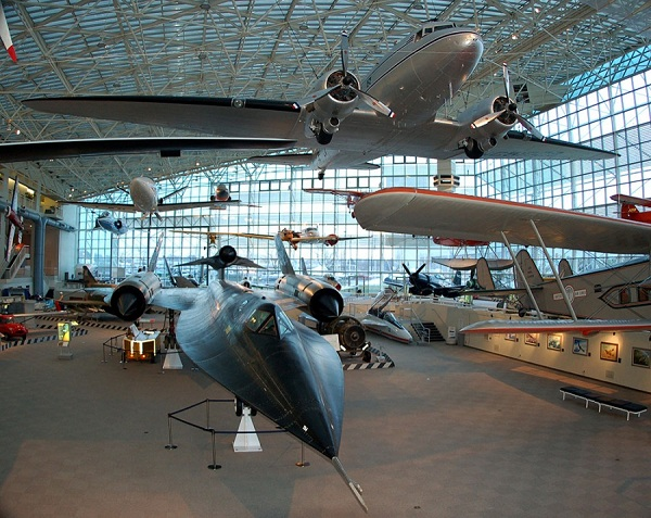 Музеи авиации. фото. музеи гражданской авиации россии. фото.