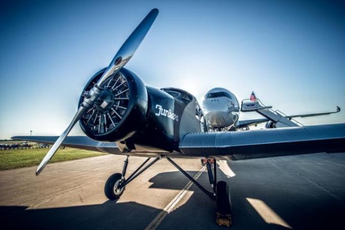 Музейный самолёт обретёт вторую жизнь в бизнес-авиации