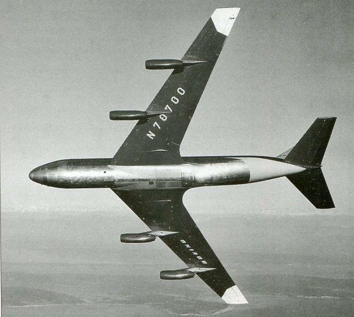 Надежды и разочарования boeing 707
