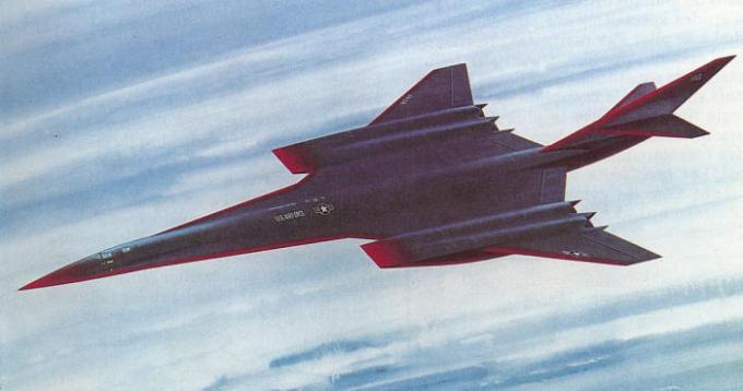 Наследник дрозда. проект гиперзвукового самолёта m-5 penetrator