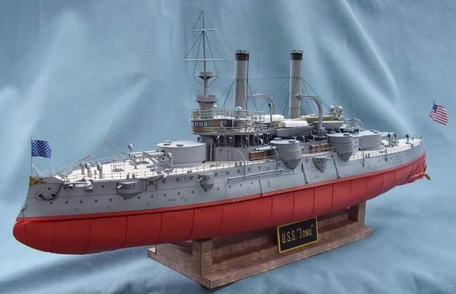 (Не очень) алтернативный флот программы 1898го года. часть1