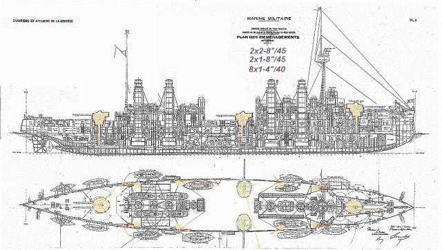 """(Не очень) алтернативный флот программы 1898го года. часть 3- """"шеститысячники"""""""