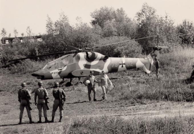 Ненужное сотрудничество. vfw fokker/westland helicopters p277