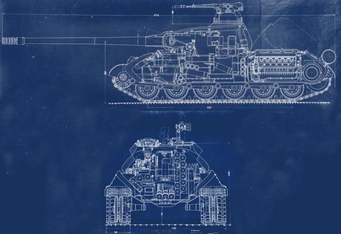 Несчастливые три семёрки. проект тяжелого танка объект 777. ссср