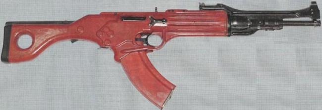 Несостоявшийся буллпап по советски или автомат коробов ткб-022