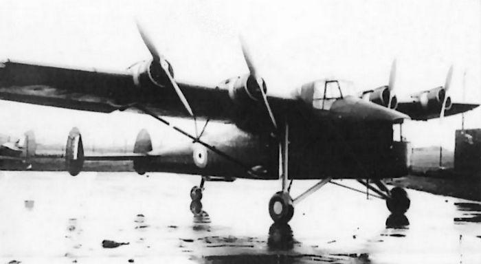 Неудачные тени флота. часть 1 опытный палубный патрульный самолет general aircraft g.a.l.38 fleet shadower. великобритания