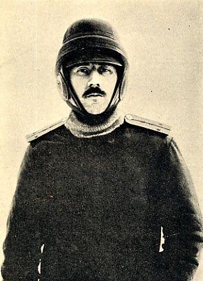 Николай яцук — предсказавший воздушный таран и авиационные сражения второй мировой