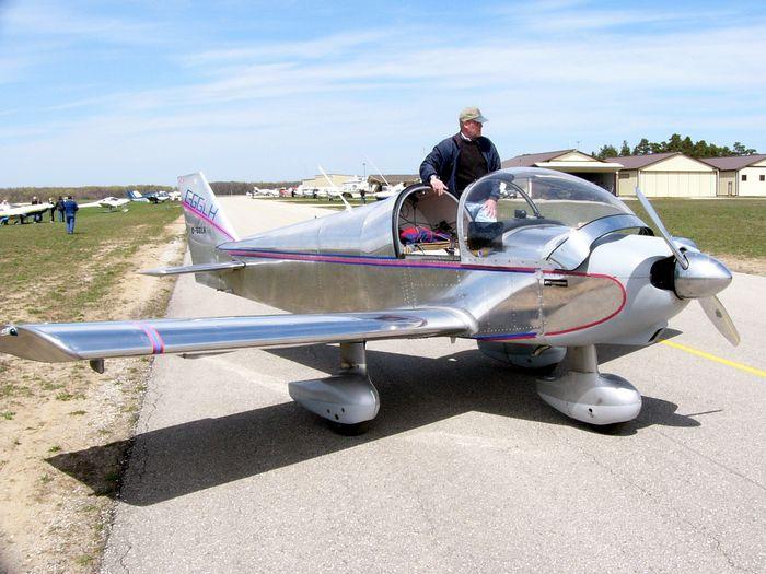 Northrop aqm-35. технические характеристики. фото.