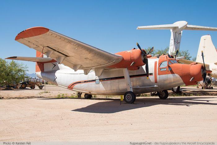 Northrop c-125 raider. технические характеристики. фото.