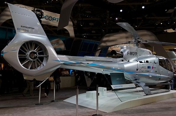 Новые разработки вертолетов на heli-expo 2015