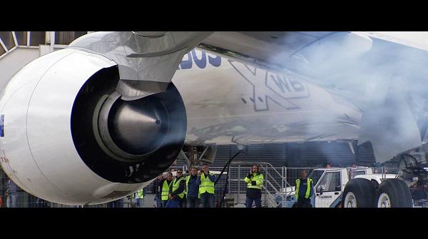 Новый этап в развитии авиационных двигателей a350