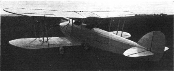 Новый легкий японский самолет. легкий самолет ishikawajima r-3