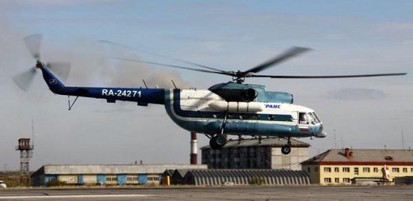 Обеспечение безопасности полетов вертолетов