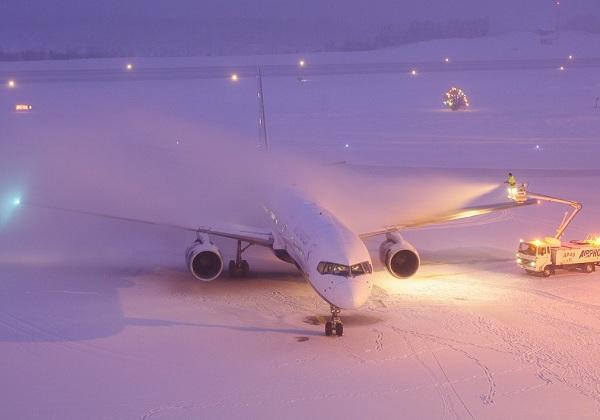 Опасные явления погоды для авиации
