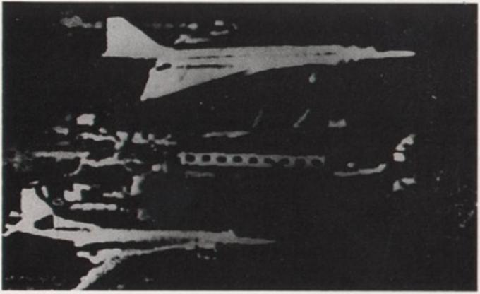 Опытные советские самолеты глазами запада. часть 4 сверхзвуковой стратегический бомбардировщик tupolev blackjack (ту-160)