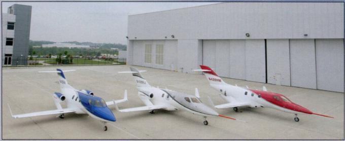 Опытный административный самолет honda ha-420 hondajet. япония часть 2 завершение сертификации