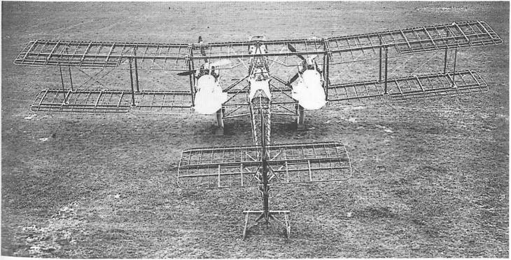 Опытный бомбардировщик boulton-paul p.15 bolton. великобритания