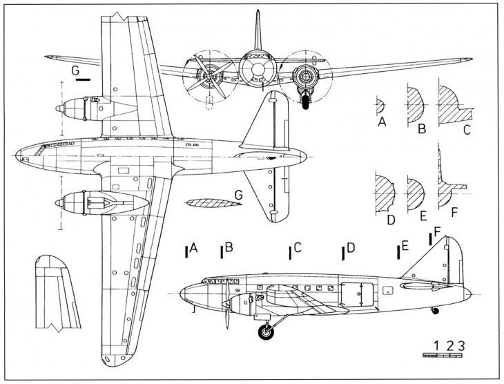 Опытный дальний военно-транспортный самолёт ??? ?92 (tachikawa ki-92). япония