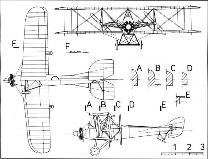 Опытный истребитель-разведчик mann grimmer m.1. великобритания
