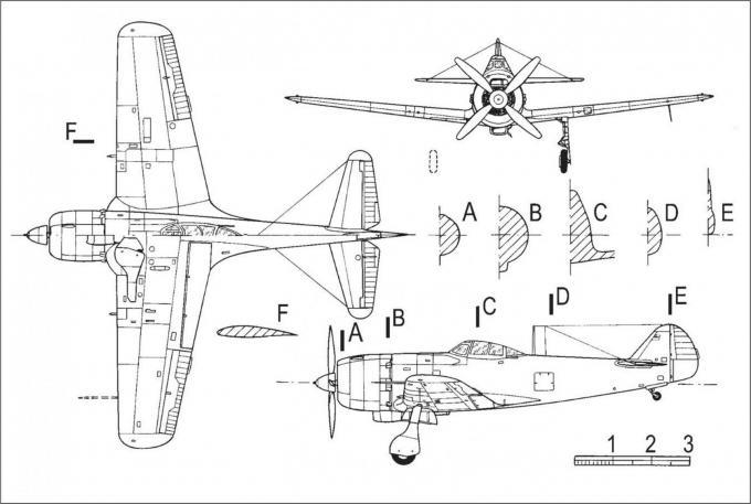 Опытный истребитель tachikawa (nakajima) ki-106. япония