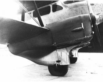 Опытный пассажирский и гоночный самолет de havilland d.h.92 dolphin. великобритания