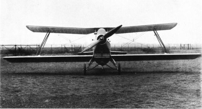 Опытный разведчик albatros l 81 electra. германия