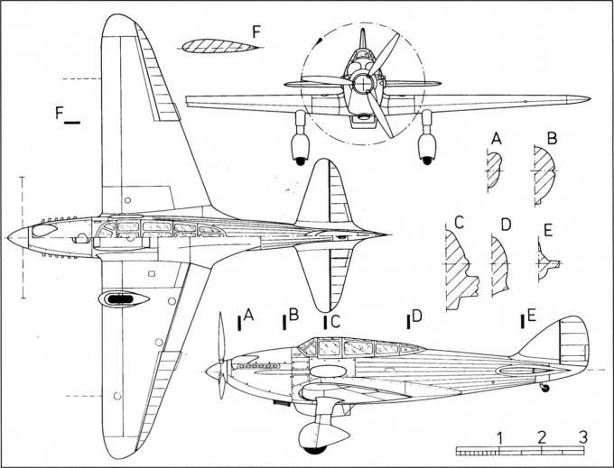 Опытный самолет-разведчик и учебный истребитель aviotehase pn-3 isamaa pastja. эстония