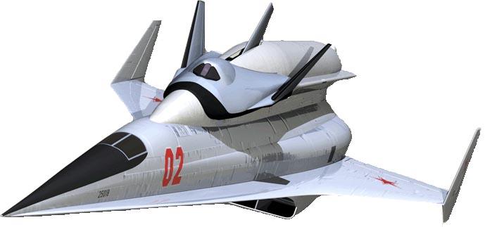Орбитальный самолет