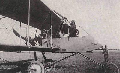 Отечественное самолётостроение в годы первой мировой войны
