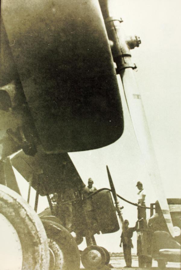 Палубный истребитель флота тип 95 nakajima а4n (kyu go-shiki kanjo sentoki)