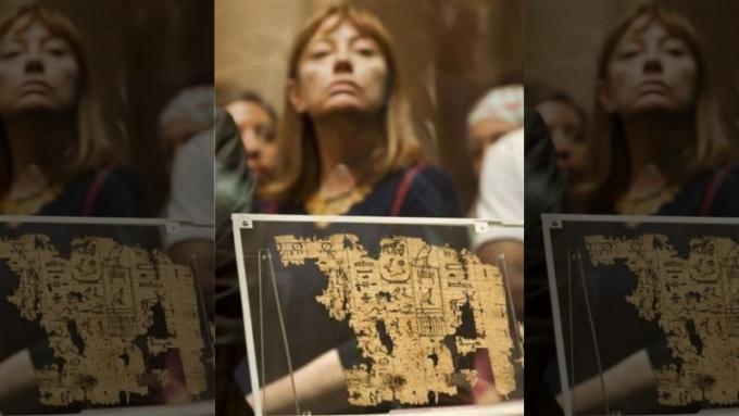 Папирусы времени правления хеопса в вади эл-джарф (суэцкий залив) часть 1