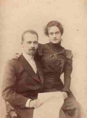 Парашют глеба евгеньевича котельникова (1872-1944).