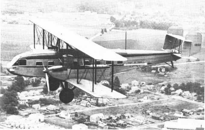 Пассажирские самолеты curtiss model 53 condor co. сша